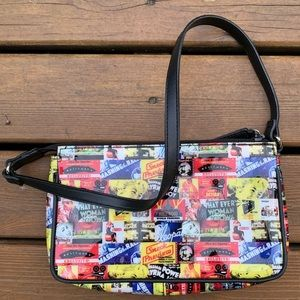 Relic | Small Vintage Pattern Bag/Clutch Purse